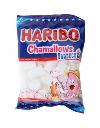 Haribo Chamallows Barbecue 80g