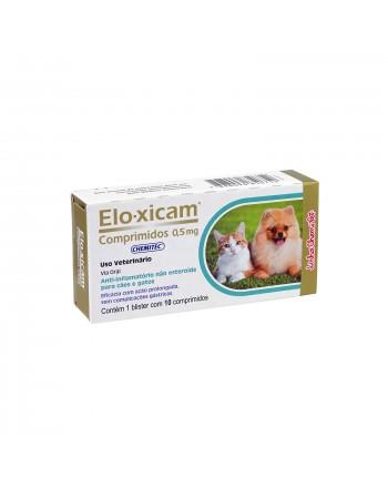 Anti-inflamatório Elo-Xicam Comprimidos 0,5mg