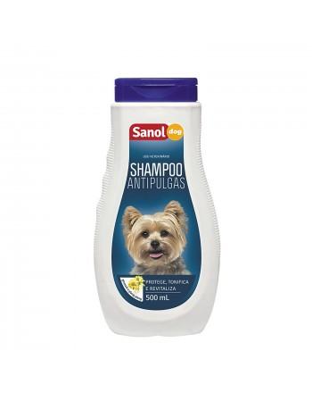 Shampoo Antipulgas Sanol 500ml