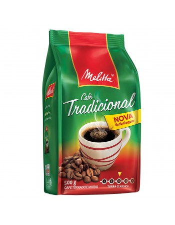 Café Melitta Pouch Tradicional 250g