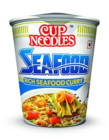 Nissin Cup Noodles Curry 70g