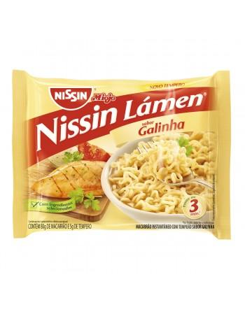 Nissin Lámen Galinha 85g