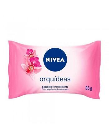 Nivea Sabonete Hidratante Orquídeas 85g
