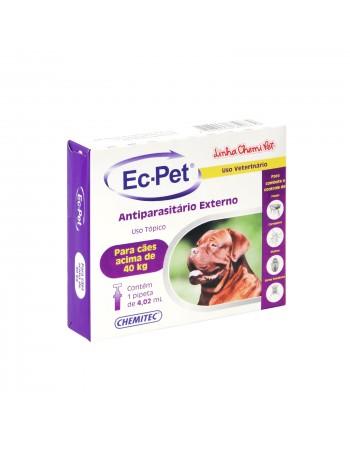 Antiparasitário Ec-Pet 40kg+