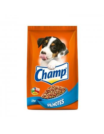 Champ Cães Filhotes 1KG