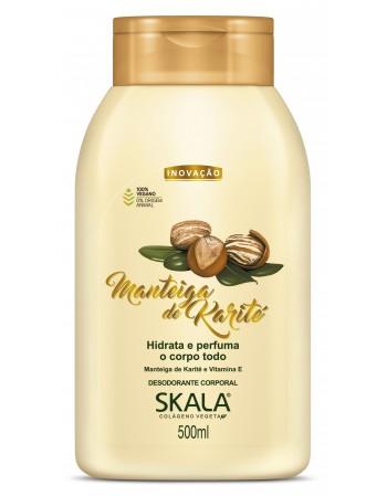 Skala Hidratante Manteiga de Karité 500ml