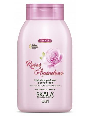 Skala Hidratante Rosas e Amêndoas 500ml