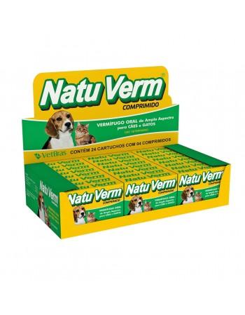 Natu Verm Plus 660mg