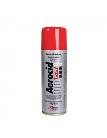 Aerocid Total Spray 200ml