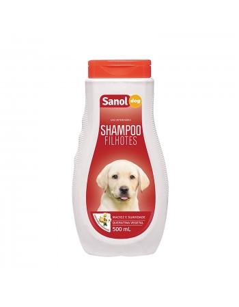Shampoo para Filhotes Sanol 500ml