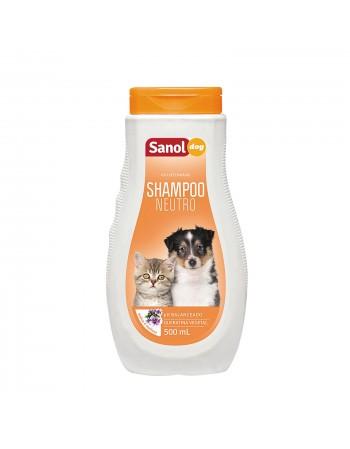 Shampoo Neutro Sanol 500ml