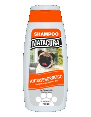 Shampoo Antisseborreico Matacura 200ml