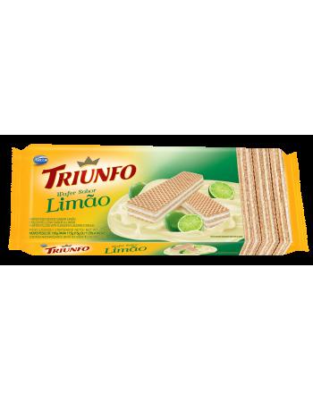 Triunfo Wafer Limão 115g