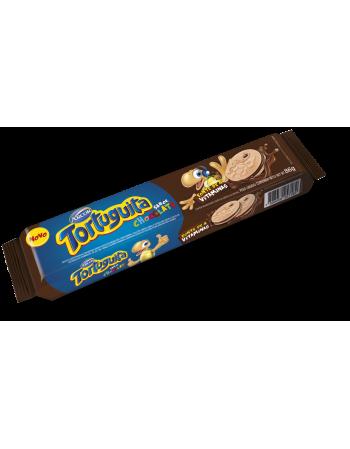 Tortuguita Flow Recheada Chocolate 86g