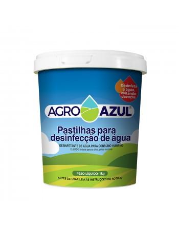 Pastilha AgroAzul 1kg
