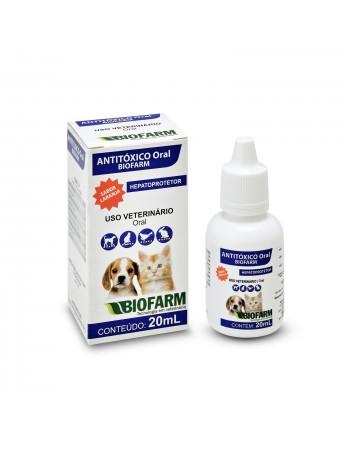 Antitóxico Biofarm Oral 20ml