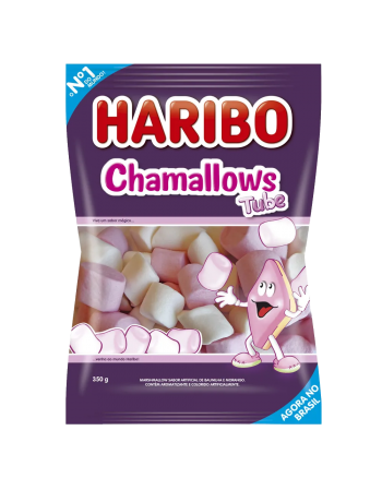 Haribo Chamallows Tube 250g