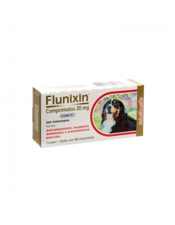 Anti-inflamatório Flunixin 10 Comprimidos 20mg