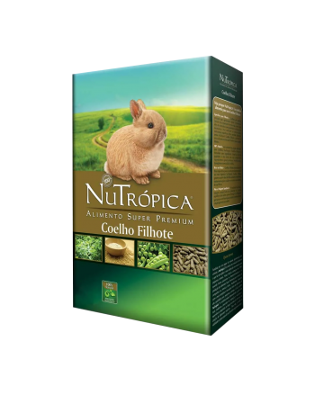 NuTrópica Coelho Filhote 1,5kg (6)