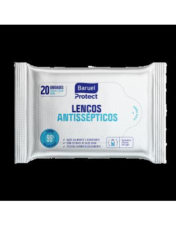 BARUEL LENCO UMED ANTISSEPTICO PROTECT 20UN (36)