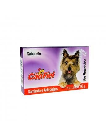 Sabonete Sarnicida e Antipulga Cão Fiel 90g