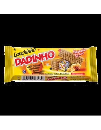 Dadinho Lanchinho Cremoso 18x26g