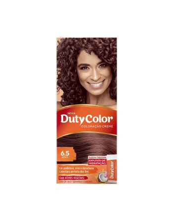 Duty Color Coloração Creme 6.5 Acaju