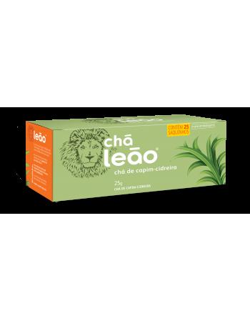 Chá Leão Capim Cidreira 25x1g
