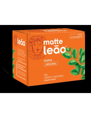 Chá Matte Leão Natural 15x1,6g