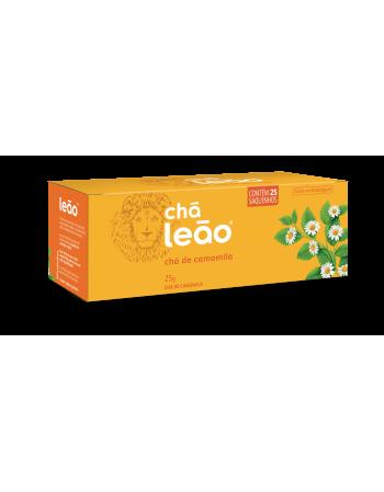 Chá Leão Camomila 25x1g