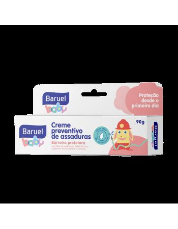 Baruel Baby Creme Preventivo de Assaduras 90g