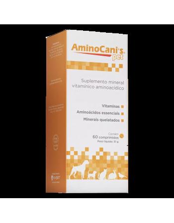 AMINO CANIS 60 COMP - 10 POR BLISTER (24)