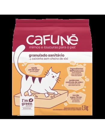 Cafuné Granulado Sanitário Gatos 1,3kg