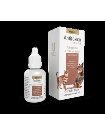 Antitóxico UCB Oral 20ml