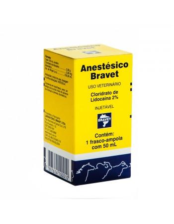 Anestésico Bravet 50ml
