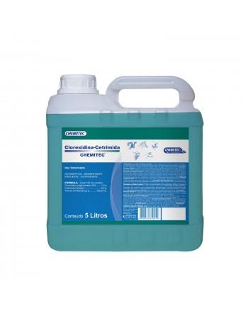 Clorexidina Cetrimida Chemitec 5Lt
