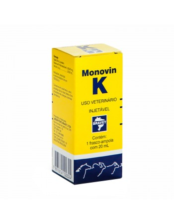 Monovin K Anti-hemorrágico Injetável 20ml