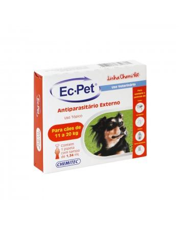 Antiparasitário Ec-Pet de 11 a 20kg
