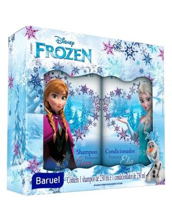 Baruel Shampoo + Condicionador Frozen 230ml