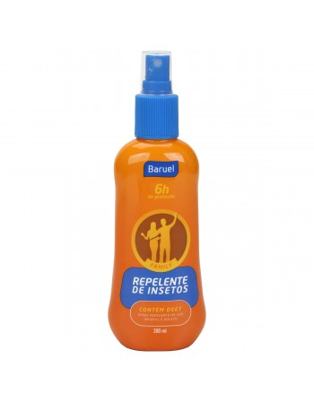 Baruel Spray Repelente Family 200ml