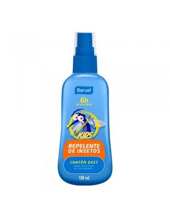 Baruel Spray Repelente Kids 100ml