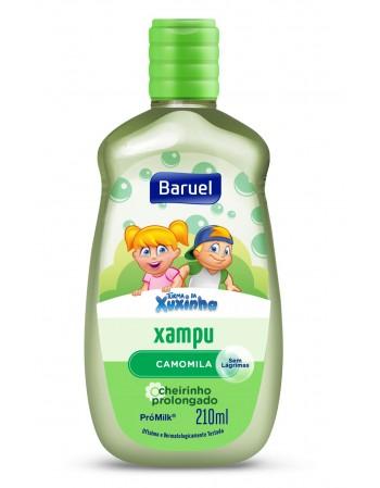 Xuxinha Xampu Camomila 210ml
