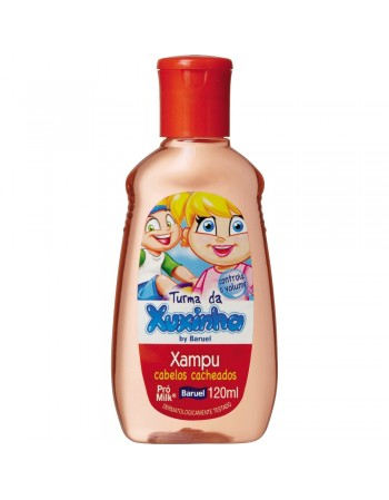 Xuxinha Xampu Cabelos Cacheados 120ml