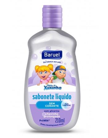 Xuxinha Sabonete Liquido Sem Corante 210ml